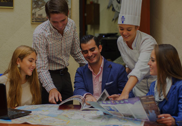 Facultad de Turismo y Gastronomía